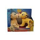 Disney Lion King Exclusive Plush Figure 2Pack Kissing Simba Nala