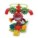 Learning Resources Gears! Gears! Gears! Magnetic Goofy Grins Motorized Set