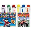 Do a Dot Art Set: 6 Markers, Pirate Activity Book and Truck Activity Book