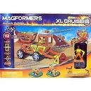 Magformers Magnetic Building Construction Set - 37 Piece XL Cruisers Construction Set