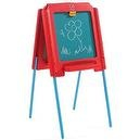 Step2 Sketch and Store Easel, Red/Blue