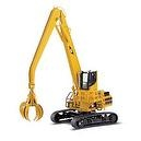 Norscot Cat 345B Series II Material Handler with work tools 1:50 scale