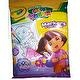 Crayola Color Wonder Markers & Coloring Pad - Dora the Explorer