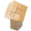 """Magna"" Cube - Wooden Museum Collection Puzzle"
