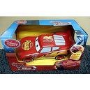 Out of Production Disney Cars McQueen Friction Powered Car with Sound Effects - 5 Inches Tall and 9 Inches Long New in Box