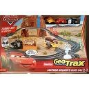 Disney Pixar Cars GeoTrax Lightning McQueens Close Call