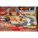 Disney Pixar Cars GeoTrax Lightning McQueens Close Call
