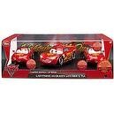 Limited Edition Lightning McQueen with Mia & Tia Die Cast Set -- 3-Pc (limited edition 1 of 5000 made)