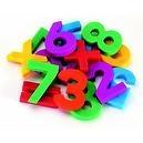 ALPHA & MATHMAGNETS 126 PCS COLOR