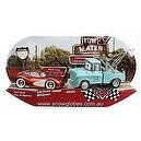 Walt Disney Cars - Twin Pack - Wheelie Action Lightning McQueen and Rocking Motion Mater