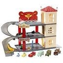 Disney / Pixar CARS 2 Movie Exclusive Playset Pit Crew Garage