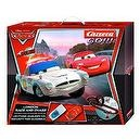 Carrera Go Cars: London Race and Chase 1:43 Scale Slot Car Track Set
