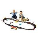 Disney / Pixar Cars Playset Piston Cup 500 Track Set