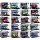 DISNEY CARS 2 DIECAST SET OF 20 NEW DELUXE