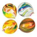 "Biodegradable Helium Quality Latex 11"" Marble Balloon (Package of 100)"