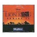 The Lion King 2 Trading Cards Series II Box -36 Count