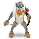 "Official Disney Lion King 14"" x 13"" Rafiki Plush Toy"