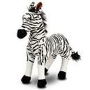 The Lion King Zebra Plush -- 15