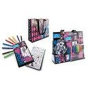 Monster High Artist Tote Compact Portfolio Set