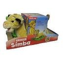 Disney My Rocking Lion King SIMBA Rocking Toy, Hear Simba Talk & Lively Music, Ages 12-24 Months