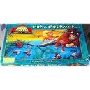 Lion King Simbas Pride Hop-A-Croc Swamp Game