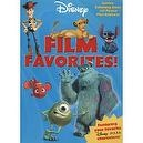 Disney Film Favorites Jumbo Coloring Book PLUS Stickers
