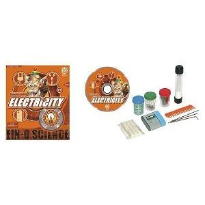 Ein-O Science Electricity Practical Science CD -Rom and Labs Kit