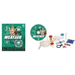 Ein-O Science Weather Science Practical Science CD -Rom and Labs Kit