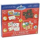 4-in-1 Activity Set