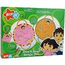 Dora & Diego Doodle Pad with Markers