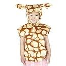 Giraffe T-shirt Style Costume for Kids
