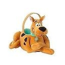 Scooby Doo Plush Easter Basket By Warner Brothers