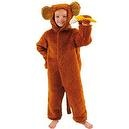 Cheeky Monkey Costume for Kids 6-8 yrs