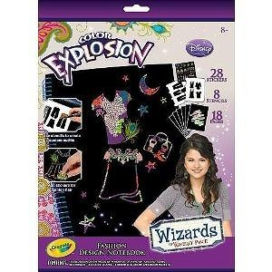 Crayola Color Explosion Wizards Of Waverly Place