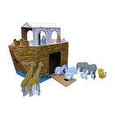 Noahs Ark Cardboard Playhouse