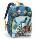 "Super Mario Brothers Super Game 16"" Backpack"
