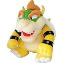 "Sanei Super Mario Plush Series Plush Doll 15"" Deluxe Bowser Plush"
