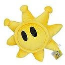 "Hard to Find Nintendo Super Mario Brothers 10"" Plush Sun Doll"