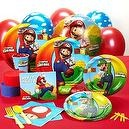Super Mario Brothers Standard Party Pack for 16