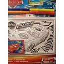 Disney Cars 3D Coloring Poster with 4 Markers ~ Rust-eze Quick Shift Transmissions