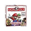 "Nintendo Super Mario Brothers Exclusive Collectors Monopoly Set ""Gamestop"" Exclusive Square Box"