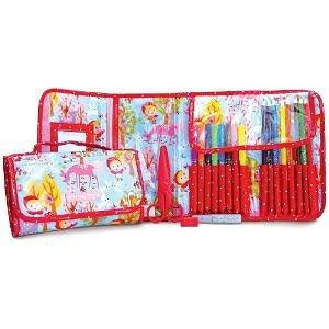 Piggy Story Little Picasso Art Kit-Rosy Red