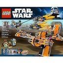 LEGO Star Wars Anakins & Sebulbas Podracers 7962