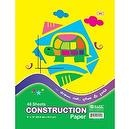 Bazic Construction Paper, 9 x 12 Inches, 48 Sheets (Case of 48)