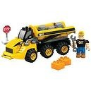 Mega Bloks CAT Articulated Dump Truck