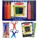 Melissa & Doug Preschool Craft Set of 4 Items
