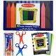 Melissa & Doug Preschool Craft Set of 4 Items