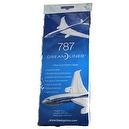 Boeing 787 DreamLiner Pre Cut Foam Glider Kit