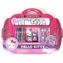 Hello Kitty 5-in-1 Rolling Art Desk