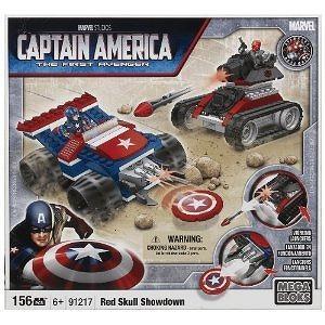 Megabloks Captain America Showdown